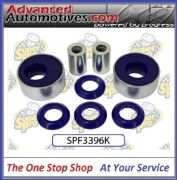 VW Golf MK4 SuperPro Polyurethane Front Lower Control Arm Inner Rear Bush Kit